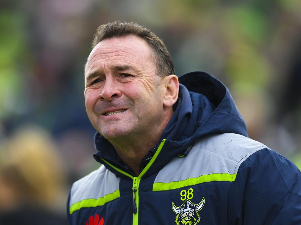 Ricky Stuart is already well past the average life expectancy of a Canberra Raiders coach.