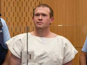 Accused NZ shooter's chilling question