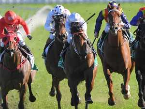 McEvoy all aboard Red express in Everest
