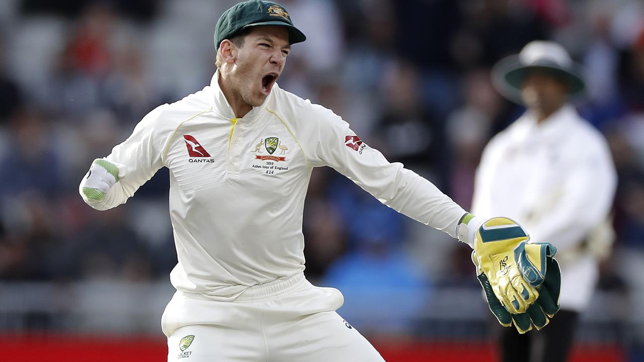 Tim Paine has got a few things wrong in the series but got most things right when it mattered at Old Trafford.