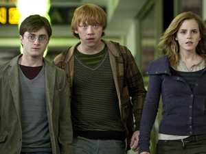 Author hints at new Harry Potter movie