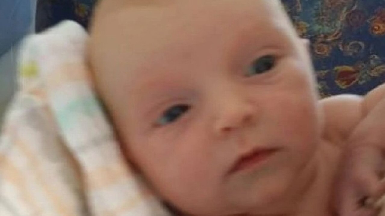 The mother of baby Anastasia Hand pleaded to the murder of the four-month-old. Picture: GoFundMe