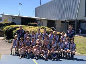 Gympie Cats U12s make it 3 in a row