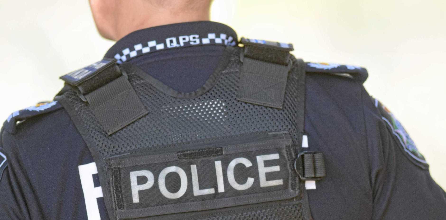 Generic Queensland Police Service.