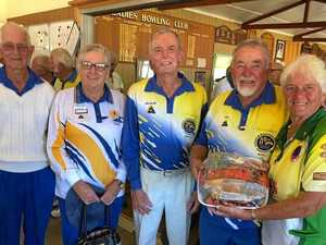 Monto Bowls Club Combined Presidents Day