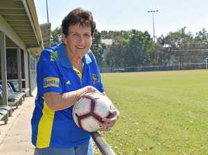 Meet the legend behind Gympie United FC
