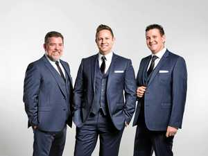 Trio of tenors take to MECC stage