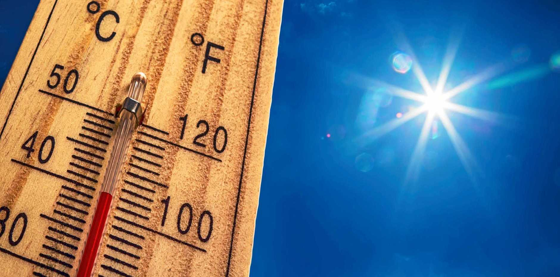 Temperatures are set to rise this week