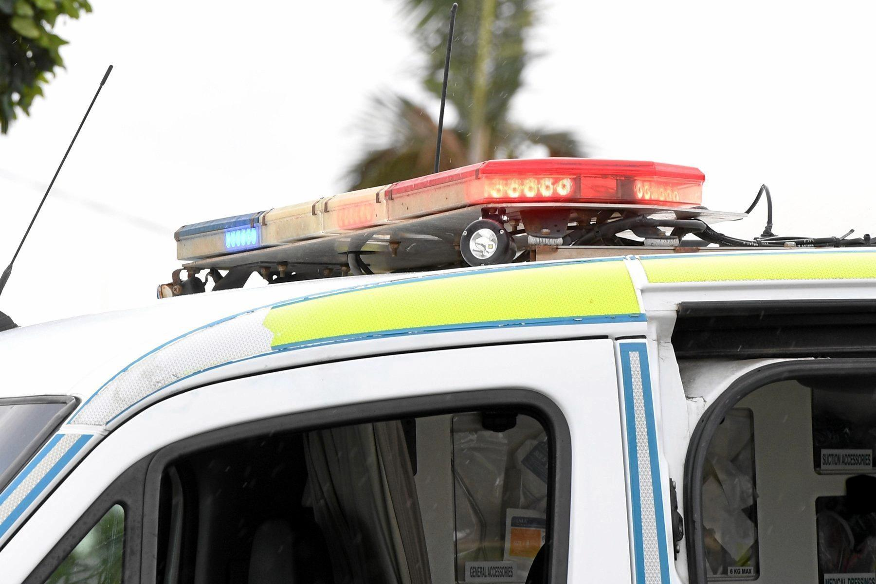 A man in his 50s has died in a motorbike accident outside Stanthorpe.