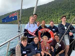 Young Endeavour adventure exceeds Gympie teen's expectations