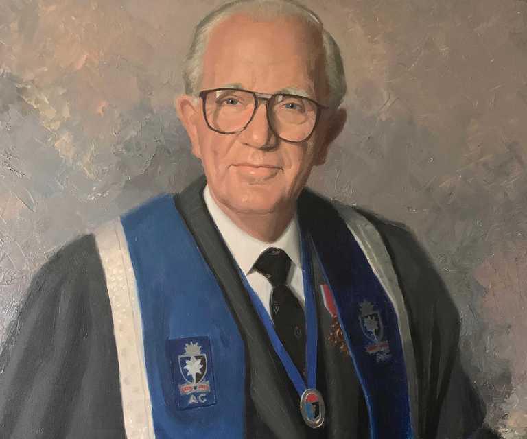 Dr Keith Gordon Cockburn