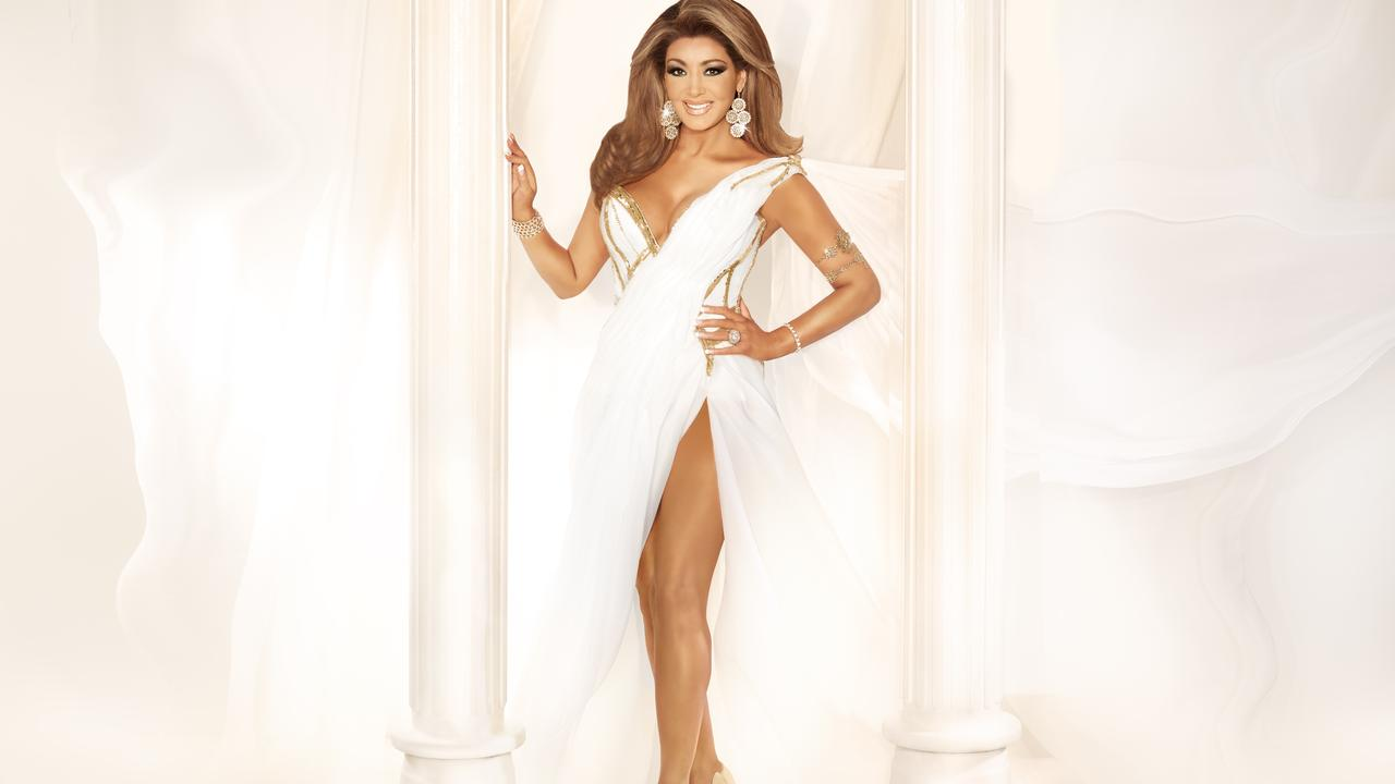 Gina Liano for her fragrance Luminous.