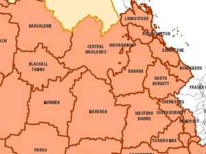 DROUGHT DECLARED: North Burnett added to declaration