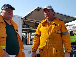 'Don't lose your sh---': Crews describe bushfire terror