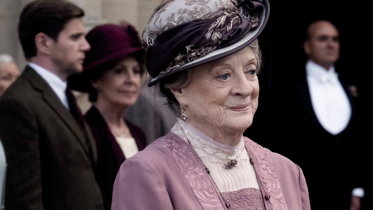 Not just a national treasure, Maggie Smith is an international treasure
