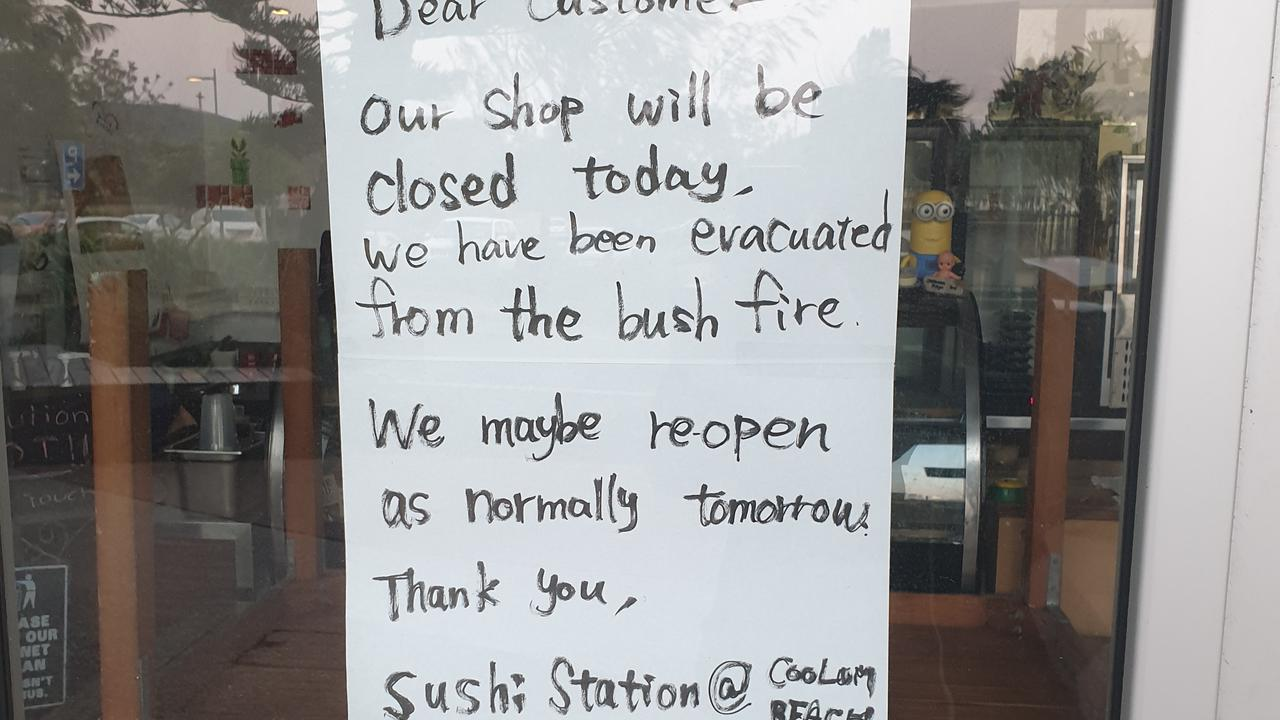 Some shops remain closed. Picture: Ben Graham