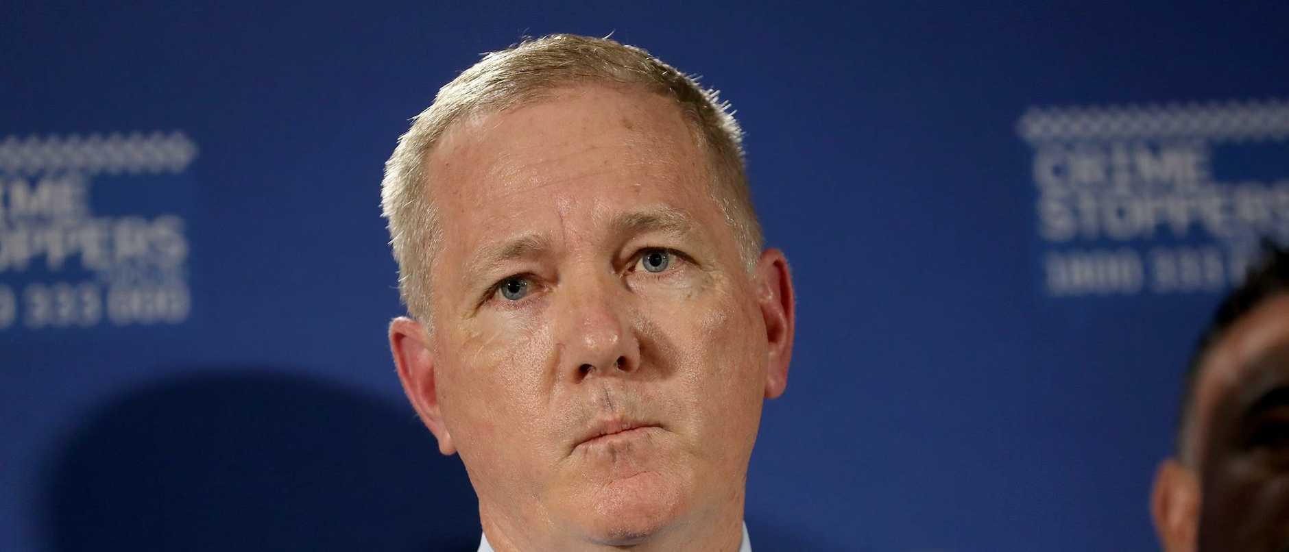 Sydney Stabber Press Conference