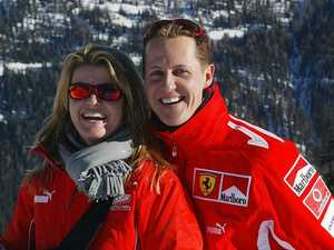 Schumacher's 'secret treatment' revealed