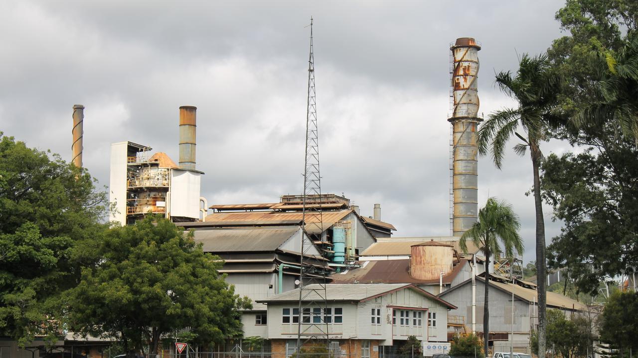 Wilmar Australia's Plane Creek Mill, Sarina