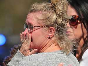 Family's agony as return home cut short