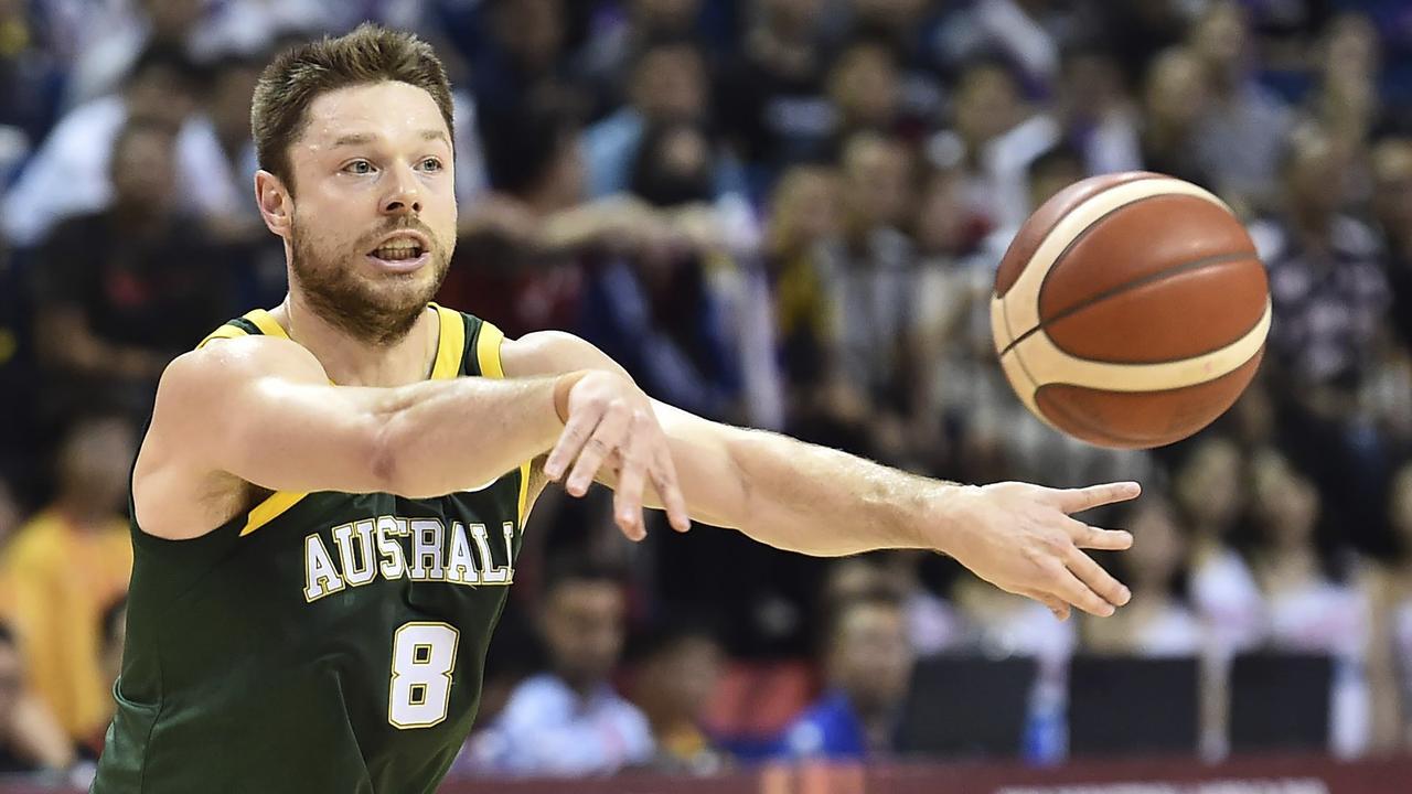 Matthew Dellavedova, FIBA Basketball World Cup 2019 - Lithuania vs Australia
