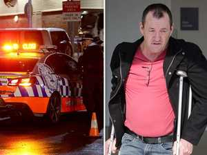 Man's $1M gambling spree before violent hospital rampage