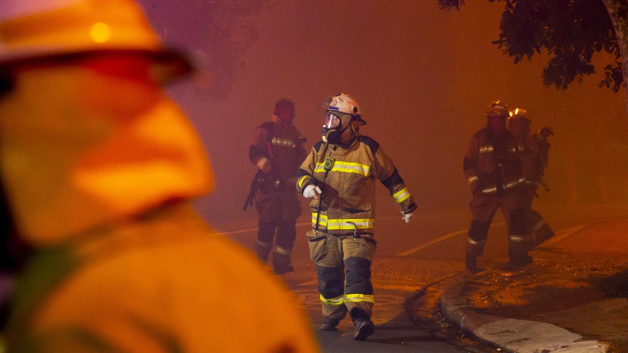 Dramatic video reveals Peregian fire horror | Gatton Star
