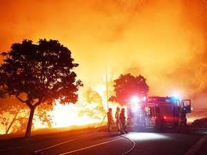 New fire taskforce as Premier cuts trip short
