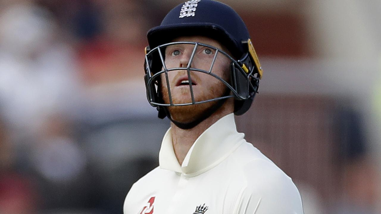 Ben Stokes couldn't be the hero this time.
