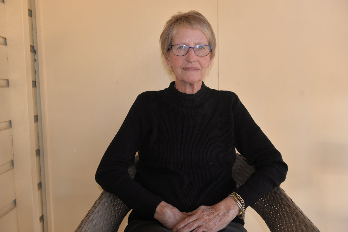 VIOLATION IN OWN HOME: Bundaberg local, Cheryl Johnson has not been able to spend a night at her home since intruders have accessed the property four times.