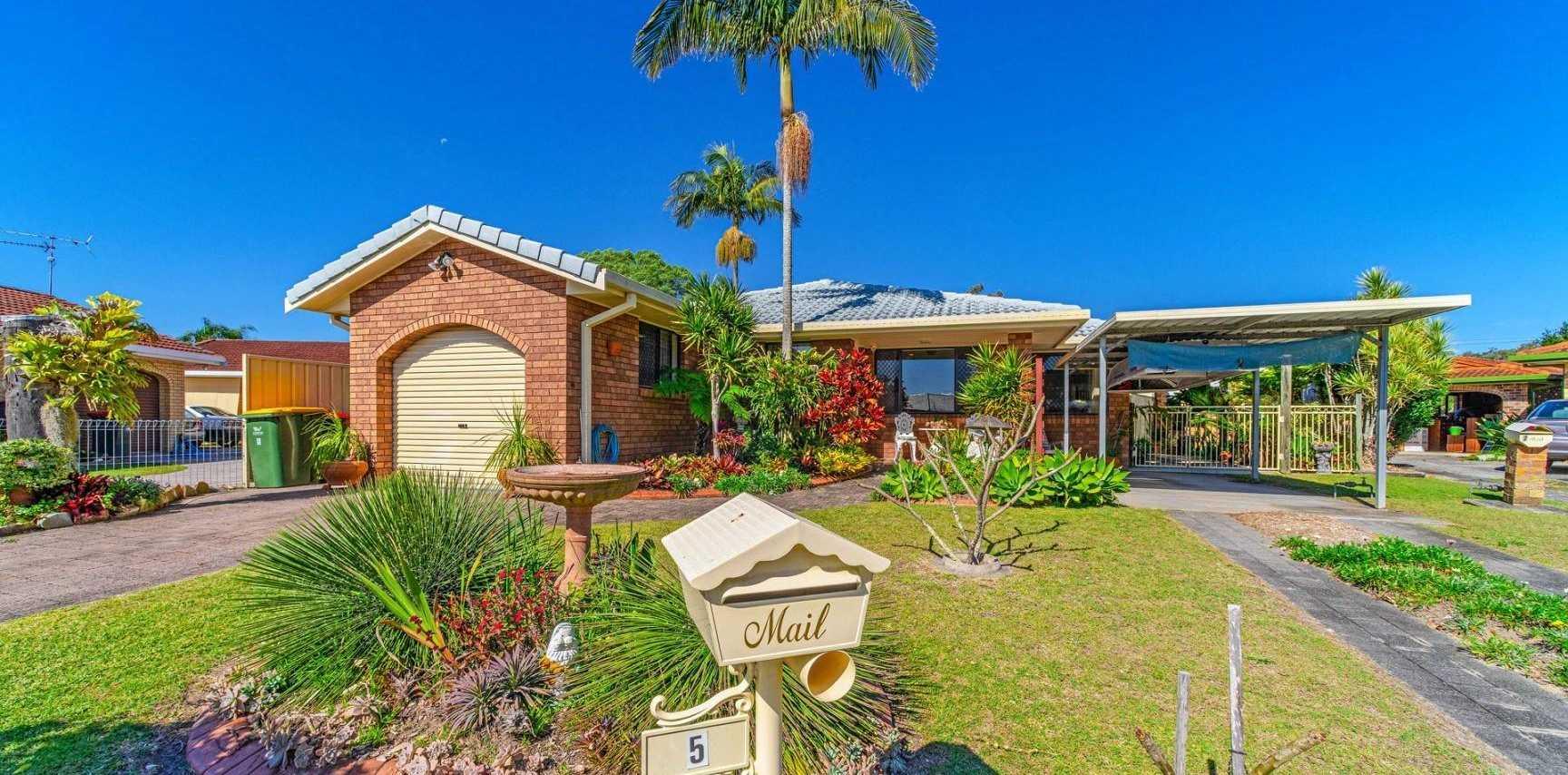 5 Melia Place, Yamba, $610,000, Raine and Horne Yamba