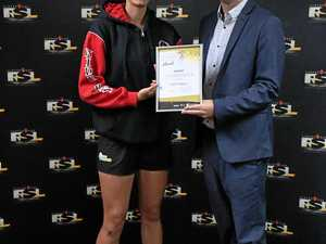 Farrelly nets August junior sports award for August
