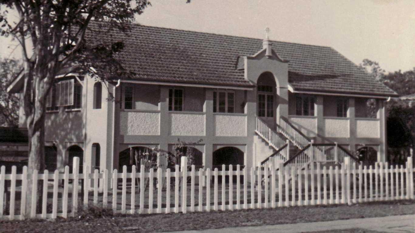 St Joseph's Catholic Primary School, 1970.