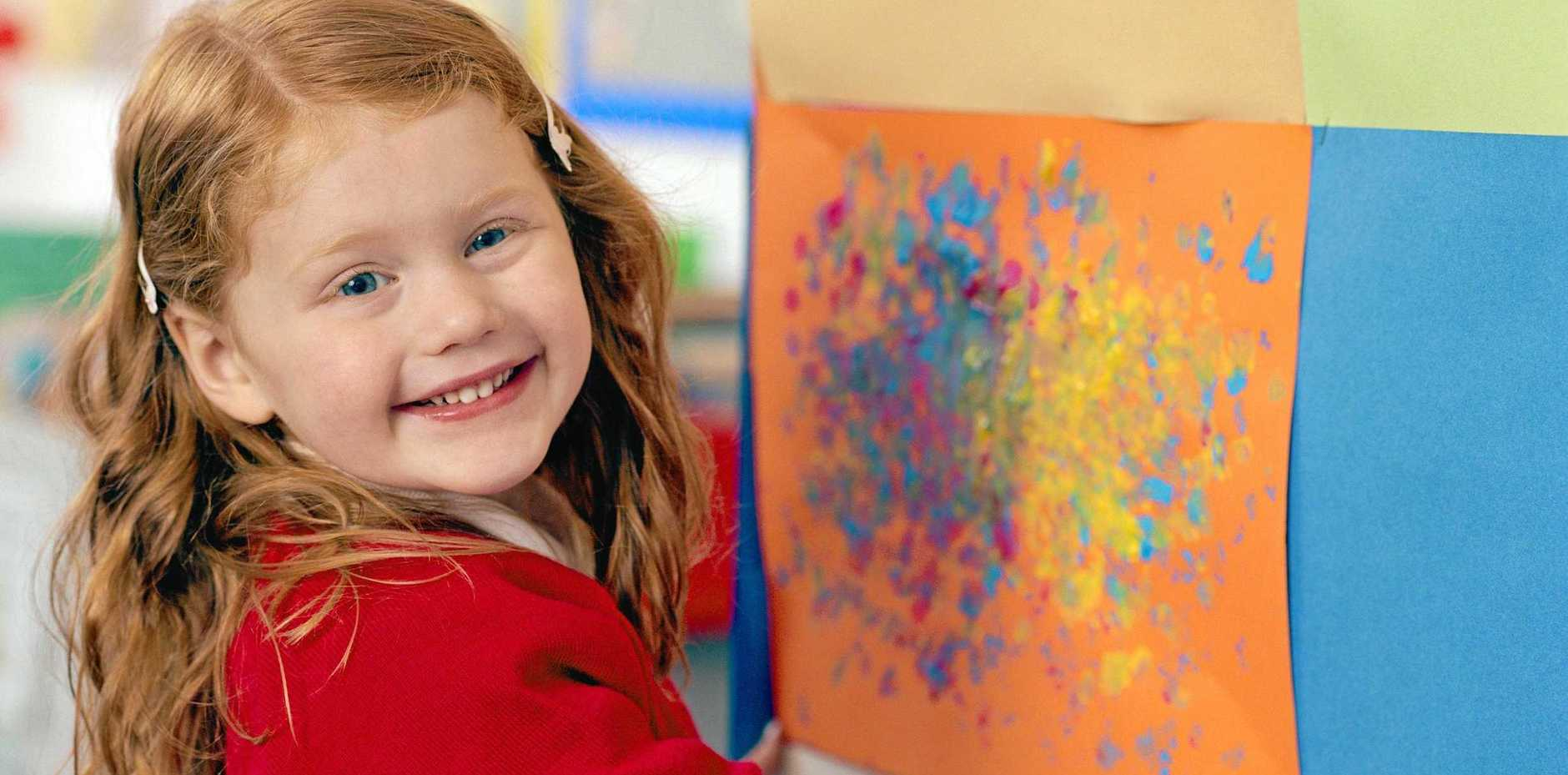 TAKE CARE: Nearly 100 childcare centres in NSW reported outbreaks of gastro in August.