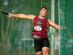 World thrower to battle the world in Qatar