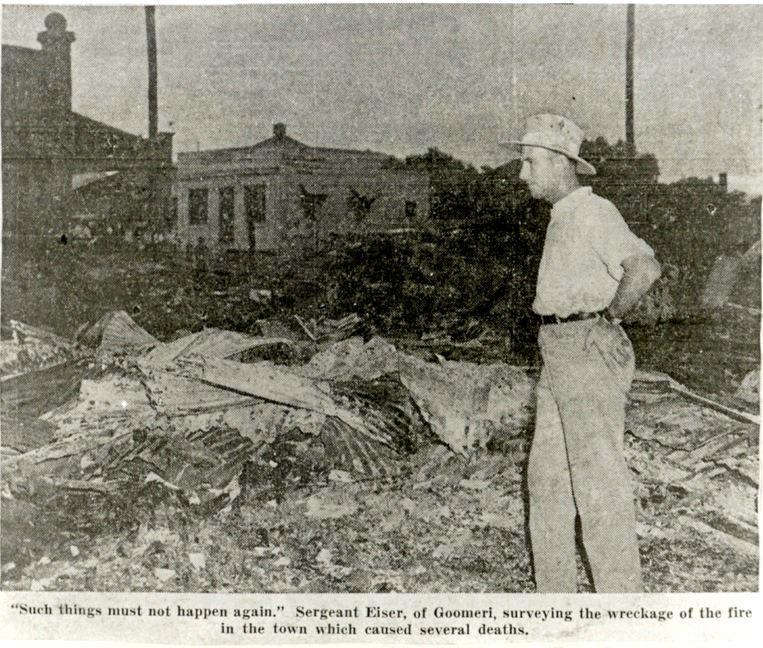 Fire Goomeri 1939