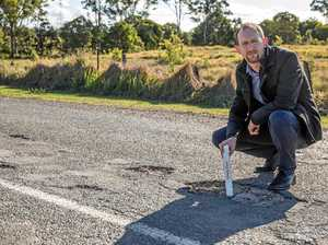 Gympie region residents rage over roads and rates