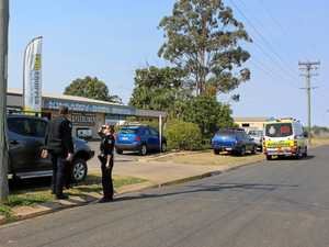 Police and ambos called to workplace 'dust up'