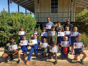 Attendance has its perks for Eidsvold kids