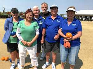 GALLERY: Lawn bowls event helps to support regional town