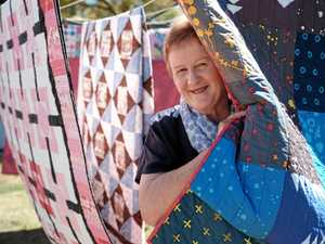 Airing of the Quilts to form part of textiles trail
