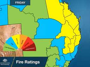 Grim outlook for fires as conditions set to worsen