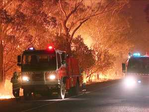 Police investigating cause of bushfire south of Yamba