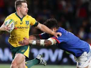 Wallabies' legend demands Foley start