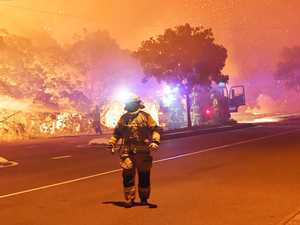 How fireys are beating the bushfire from hell