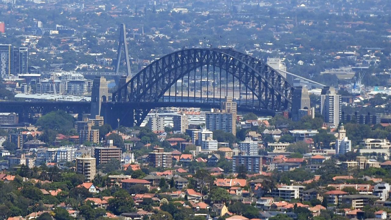 Seventeen of the suburbs on the list were in New South Wales. Picture: AAP Image/Sam Mooy.