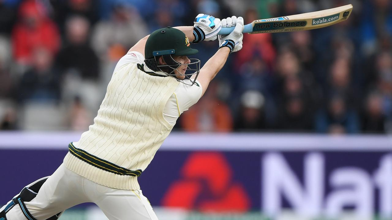 Steve Smith has defied the boo boys to post exceptional numbers.