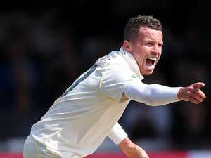 Siddle slams England's Smith claims