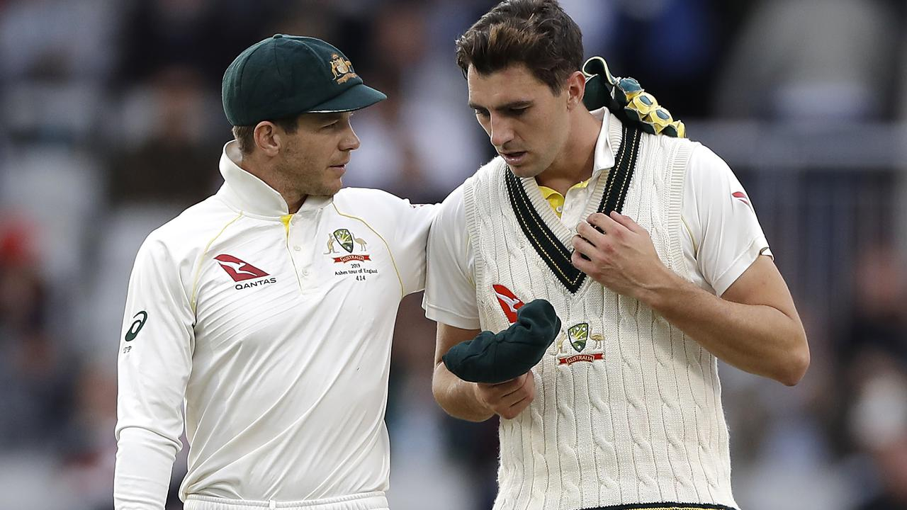 Pat Cummins has had four months of intensive cricket.