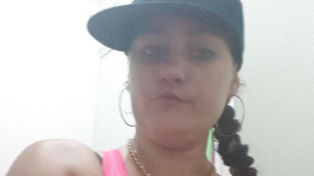 BEHIND BARS: Kelly Anne Whybrow, 34, has been jailed for failing to appear in court.